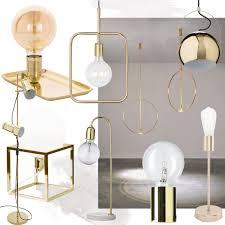 Schlafzimmer Lampe Gold Wohnen Lampen Aus Gold Und Messing Amazed