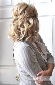 nice hairstyle for short medium hair with one hair band 10 easy hair styling ideas for medium length hair the singapore