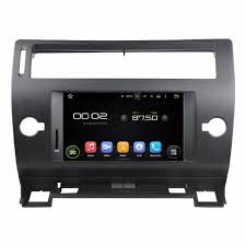 2din octa quad core android fit citroen c4 2005 2006 2010 2011 car