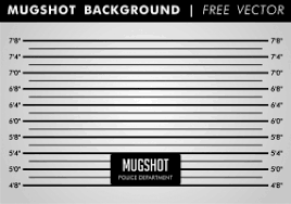 mugshot backdrop mugshot background vector free vector graphic free