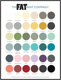 the fat paint pallet at front porch mercantile furniture and