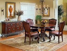 Pottery Barn Dining Room Ideas Pottery Barn Dining Room Table Rustic Mahogany Stain Finish