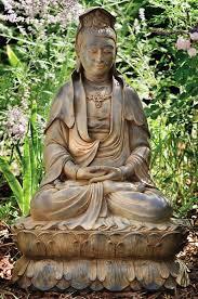 best 25 buddha garden ideas on buddah statue