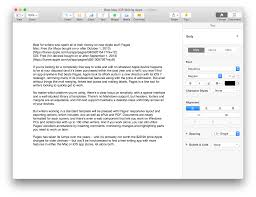 format to write a research paper the best cross platform writing apps for mac and ios macworld best for writers who spent all of their money on new apple stuff pages