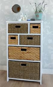 best 25 wicker basket drawers ideas on pinterest canopy bed