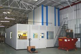 guard booths and inplant offices prefabricated modular buildings