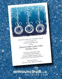 Christmas Ornament Party Invitations - 89 best christmas and holiday invitations images on pinterest