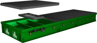 DOWNDRAFT TABLE MT TAMA AERNOVA Industrial Systems For Air - Downdraft table design