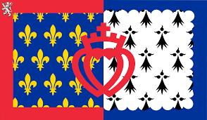 Breton Flag Pays De La Loire Wikipedia