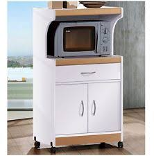 kitchen island microwave cart kitchen islands kitchen carts ebay