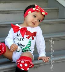 my christmas baby girl best 25 infant christmas ideas on carters baby