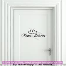 master bedroom door sign home decor wall decals removable sticker master bedroom door sign vinyl sticker hk23
