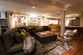 Family Room With Sectional Sofa Custom Sectional Sofa Family Room Mediterranean With Custom Drapes