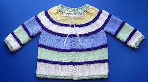 baby sweaters striped baby sweater knitting pattern knit top