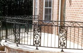 railings iron ironworks wrought iron fences gates railings