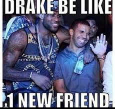 New Drake Meme - list of synonyms and antonyms of the word no new friends meme