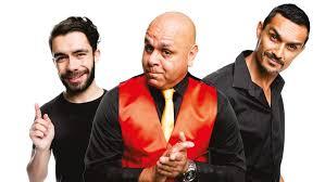 aboriginal comedy allstars brisbane powerhouse