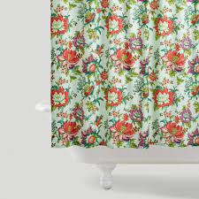 Our New Shower Curtain 10 Floral Shower Curtains Alitary Com