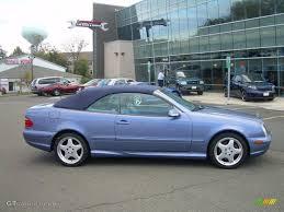 Blue Ash Color by 2001 Quartz Blue Metallic Mercedes Benz Clk 430 Cabriolet