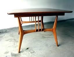 mid century oval dining table mid century dining room set mid century dining table mid century