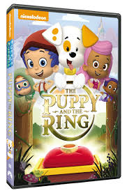bubble guppies the puppy and the ring she scribes