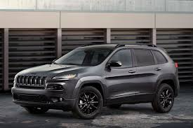 blacked out jeep first drive 2015 jeep cherokee altitude photo u0026 image gallery