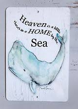 Home Decor Plaques Nautical Metal Coastal Home Décor Plaques U0026 Signs Ebay