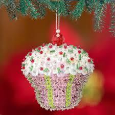 tannanbaum sequin christmas tree ornament homemade christmas