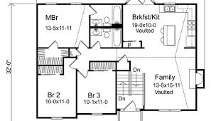 bi level home plans bi level house plans split level house plans at eplans house