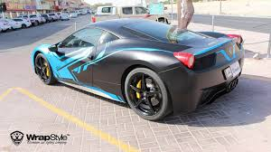chrome ferrari 458 ferrari 458 italia design 04 wrapstyle car wrap foil car wrap