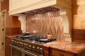 Trendy And Chic Copper Kitchen Backsplashes DigsDigs - Custom backsplash