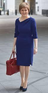 snp leader nicola sturgeon takes fashion inspiration from kate