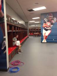 arms race the top locker rooms in college football saturday