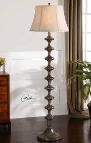uttermost antonello turned wood floor lamp 500 treasurecombers