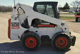 2006 bobcat s250 skid steer item l5094 sold december 13