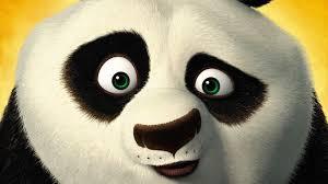 cartoon panda kungfu desktop background wallpaper 1080p hd image
