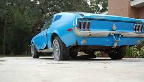 1967 ford mustang for sale cheap rusting mustangs