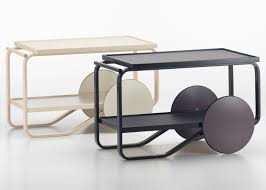 Carrello Portavivande Ikea by Hella Jongerius Launches New Editions Of Artek U0027s Tea Trolley Tea