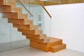 indoor interior solid wood stairs wooden staircase stair impressive straight staircase with landing decor combined wooden