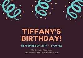 birthday card templates canva