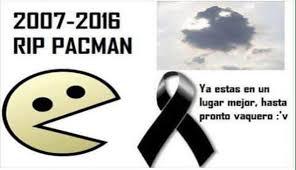 Pacman Meme - facebook divertidos memes por eliminación del emoji pacman foto