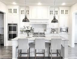 White Designer Kitchens Simple 50 White Designer Kitchen Design Decoration Of Top 25