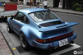 matte blue porsche porsche 911 carrera rsr 12 july 2017 autogespot
