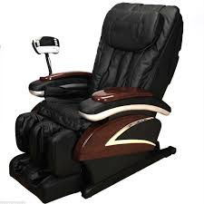 Massage Armchair Recliner Gym Equipment Electronic Full Body Shiatsu Massage Chair Recliner