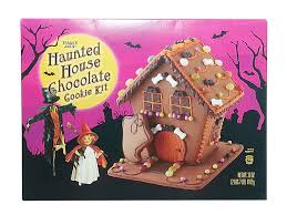 amazon com trader joes halloween haunted house cookie kit