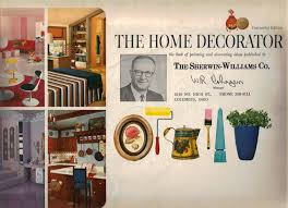 16 rooms showcasing popular colors from 1966 retro renovation