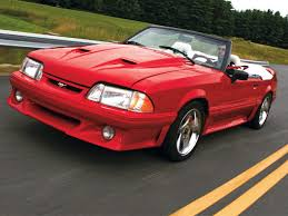 ford mustang 92 1992 ford mustang convertible mustangs and fast fords