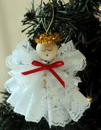 diy angel ornament kit for children 8 00 via etsy make stuff