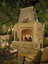 Backyard Fireplaces Ideas Outdoor Covered Patio With Fireplace This Would Be Amazing And