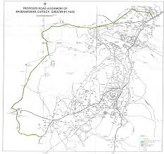 Pathankot India Map by Bhubaneswar Cuttack By Pass Jpg